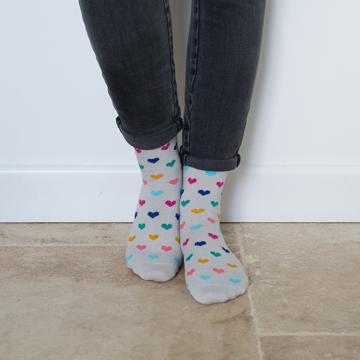Chaussettes PETITS COEURS